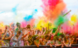The San Jose Color Run